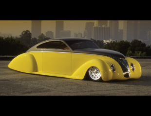 "1939 LINCOLN ZEPHYR CUSTOM ""LEAD ZEPHYR"" -  - 15441"
