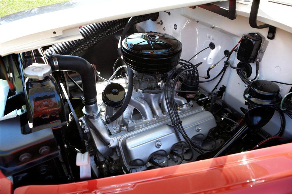 1955 DODGE C-3B PICKUP - Engine - 154449