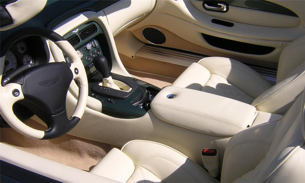 2003 ASTON MARTIN AR1 ROADSTER - Interior - 15447