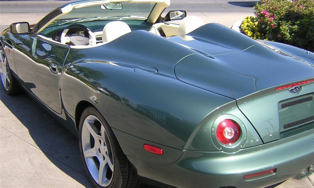 2003 ASTON MARTIN AR1 ROADSTER - Rear 3/4 - 15447