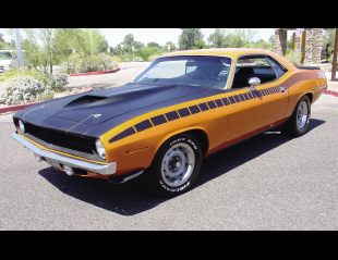 1970 PLYMOUTH BARRACUDA HARDTOP CLONE -  - 15459