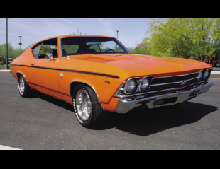 1969 CHEVROLET CHEVELLE SS 396 COUPE -  - 15460
