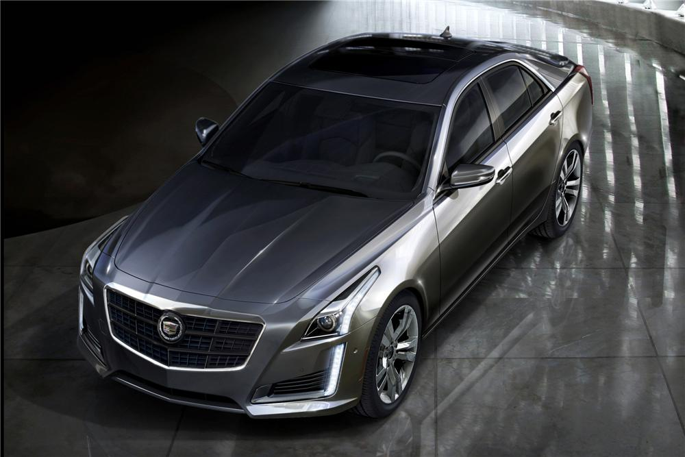 2014 cadillac cts v sport 4 door sedan 154786. Black Bedroom Furniture Sets. Home Design Ideas