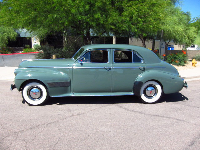 1940 oldsmobile series 90 4 door touring sedan 154803 for 1948 oldsmobile 4 door sedan