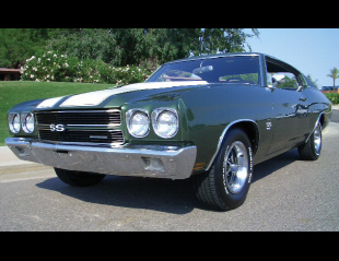 1970 CHEVROLET CHEVELLE SS 396 COUPE -  - 15488