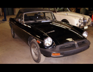 1980 MG B 2 DOOR CONVERTIBLE -  - 15496