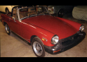 1979 MG MIDGET 2 DOOR CONVERTIBLE -  - 15497