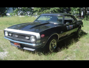 1968 CHEVROLET CAMARO NICKEY RACE CAR RE-CREATION -  - 15499