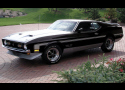 1971 FORD MUSTANG BOSS 351 FASTBACK -  - 15501