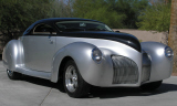 1939 LINCOLN ZEPHYR CUSTOM 2 DOOR COUPE -  - 15509
