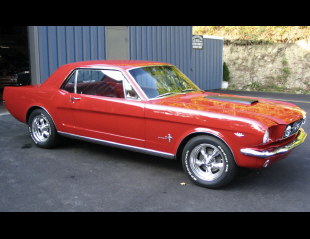 1966 FORD MUSTANG COUPE -  - 15511