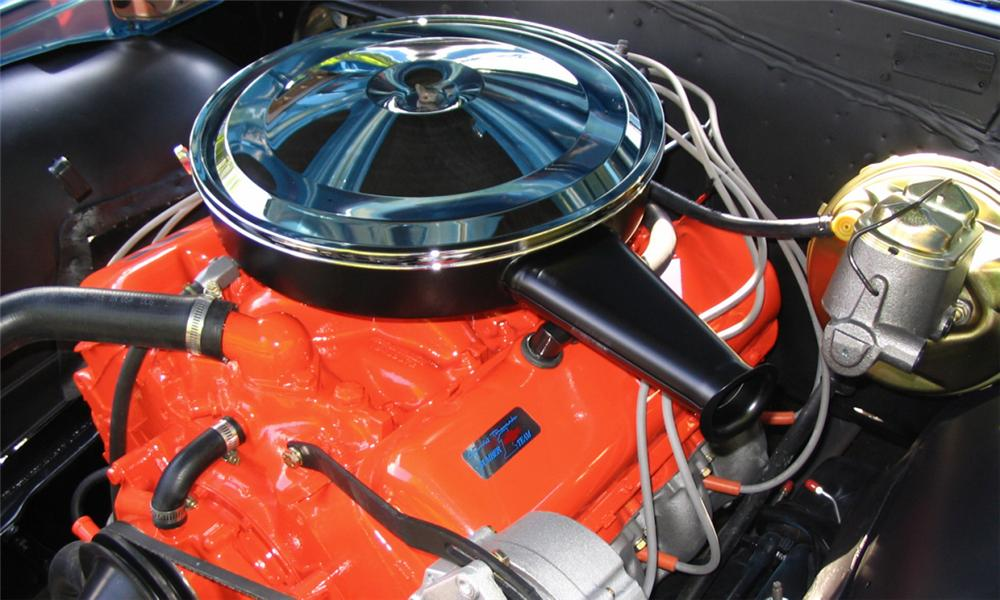 1965 CHEVROLET MALIBU SS 2 DOOR COUPE - Engine - 15512