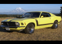 1970 FORD MUSTANG BOSS 302 FASTBACK -  - 15515