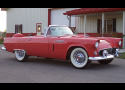 1956 FORD THUNDERBIRD CONVERTIBLE -  - 15516