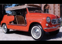 1959 FIAT JOLLY 600 2 DOOR CABANA -  - 15517