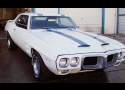 1969 PONTIAC TRANS AM COUPE -  - 15552