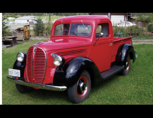 1938 FORD 85 PICKUP -  - 15563