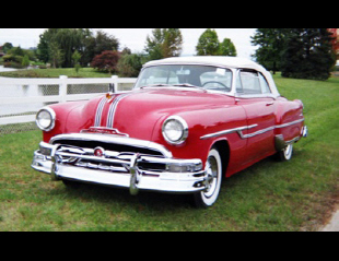 1953 PONTIAC CHIEFTAIN CONVERTIBLE -  - 15568