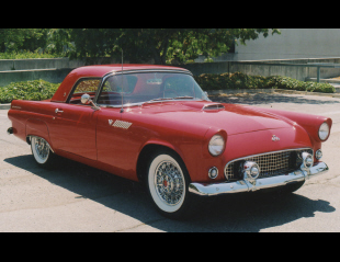 1955 FORD THUNDERBIRD CONVERTIBLE -  - 15572