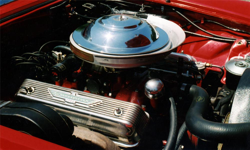 1955 FORD THUNDERBIRD CONVERTIBLE - Engine - 15572