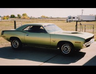 1970 PLYMOUTH BARRACUDA COUPE -  - 15596
