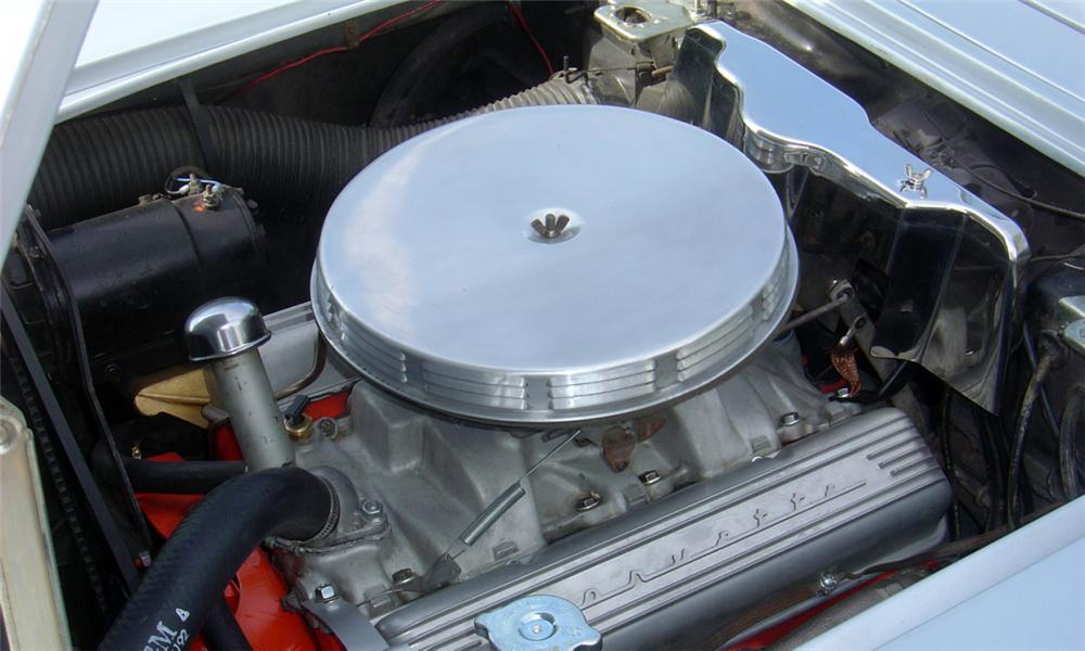 1962 CHEVROLET CORVETTE 327 CONVERTIBLE - Engine - 15599