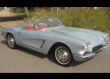 1962 CHEVROLET CORVETTE 327 CONVERTIBLE -  - 15599