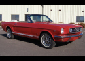 """1965 FORD MUSTANG GT CONVERTIBLE K"""" CODE -  - 15613"""