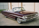 1964 FORD GALAXIE XL CONVERTIBLE -  - 15627