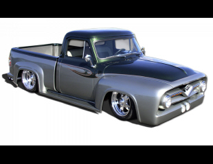 "1954 FORD F-100 CUSTOM PICKUP ""NEMESIS"" -  - 15638"
