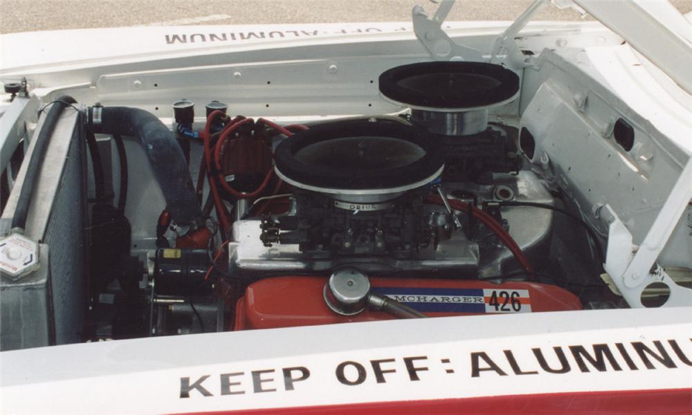 1963 DODGE 330 LIGHTWEIGHT SUPERSTOCK - Engine - 15646