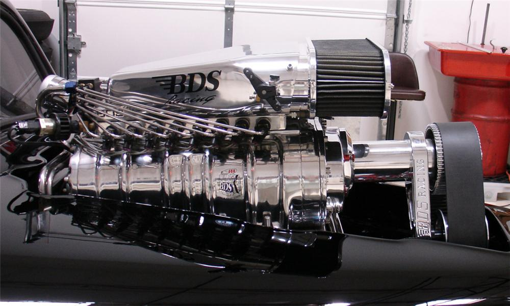 1941 WILLYS AMERICAR COUPE - Engine - 15669