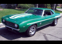 1969 CHEVROLET CAMARO YENKO RE-CREATION COUPE -  - 15670