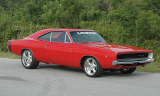 1968 DODGE CHARGER R/T CUSTOM 2 DOOR HARDTOP -  - 15686