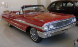 1964 FORD GALAXIE 500 CONVERTIBLE -  - 15687