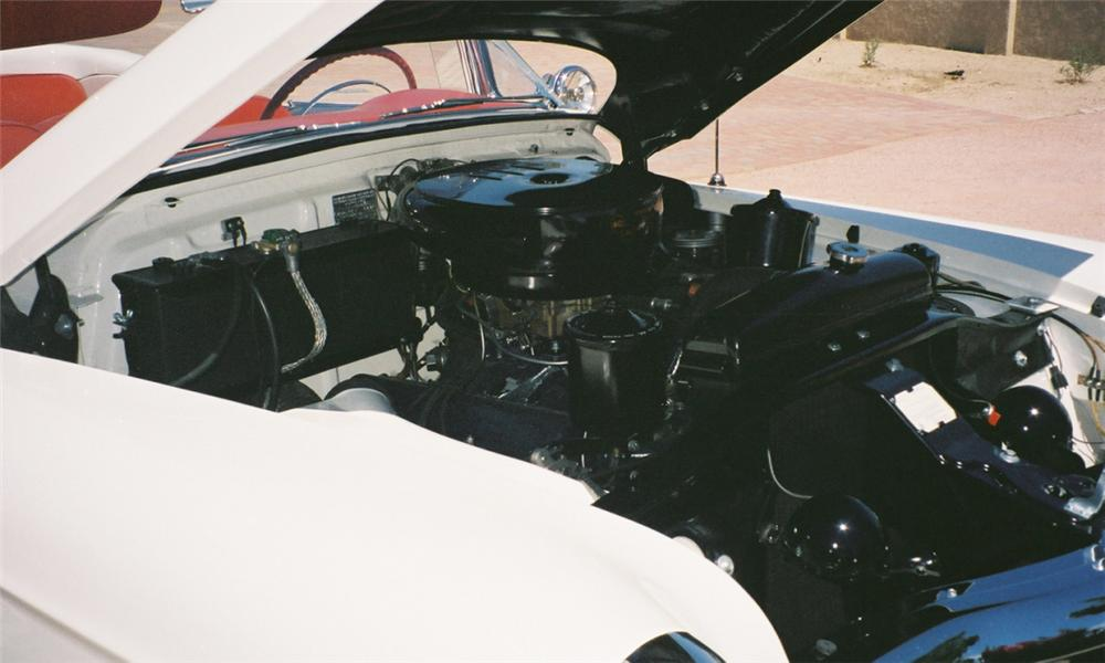 1953 CADILLAC ELDORADO CONVERTIBLE - Engine - 15708