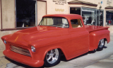 1955 CHEVROLET 3100 CUSTOM PICKUP -  - 15711