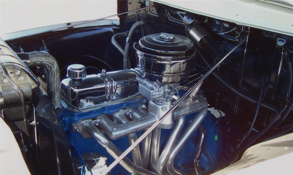 1956 FORD F-100 PICKUP - Engine - 15718