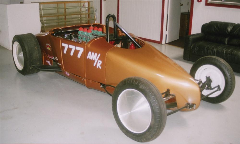 1926 FORD DRAGSTER - Front 3/4 - 15721
