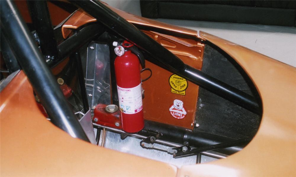 1926 FORD DRAGSTER - Interior - 15721