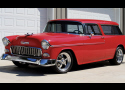 1955 CHEVROLET NOMAD CUSTOM WAGON -  - 15726