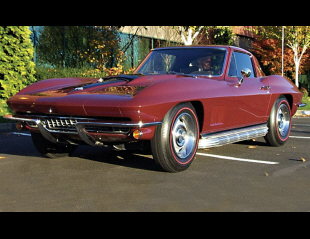 1967 CHEVROLET CORVETTE 427/400 COUPE -  - 15728