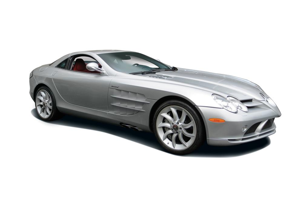 2006 MERCEDES-BENZ SLR MCLAREN 2 DOOR COUPE - Front 3/4 - 157303