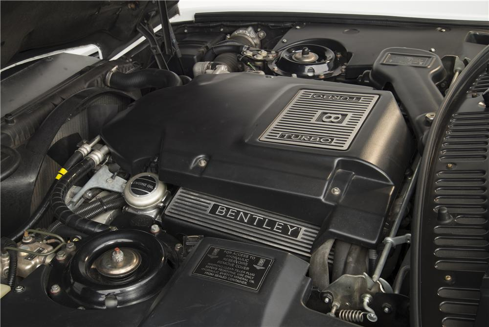 1999 BENTLEY AZURE CONVERTIBLE - Engine - 157331
