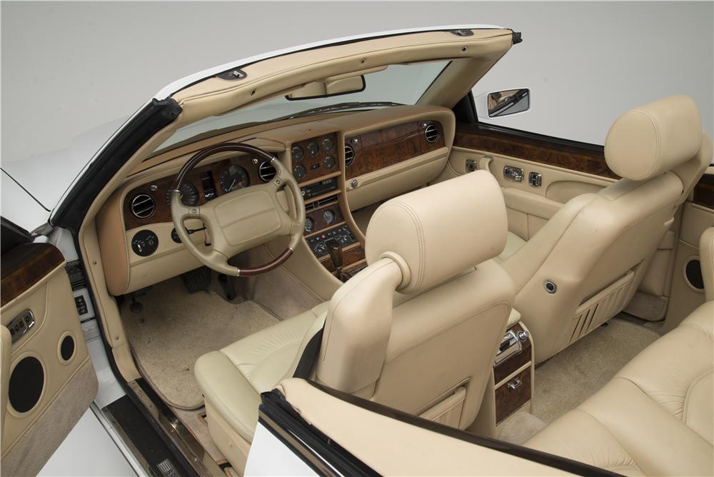 1999 BENTLEY AZURE CONVERTIBLE - Interior - 157331