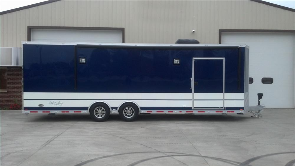 2013 INTECH TRAILERS COBRA EDITION TRAILER - Front 3/4 - 157339