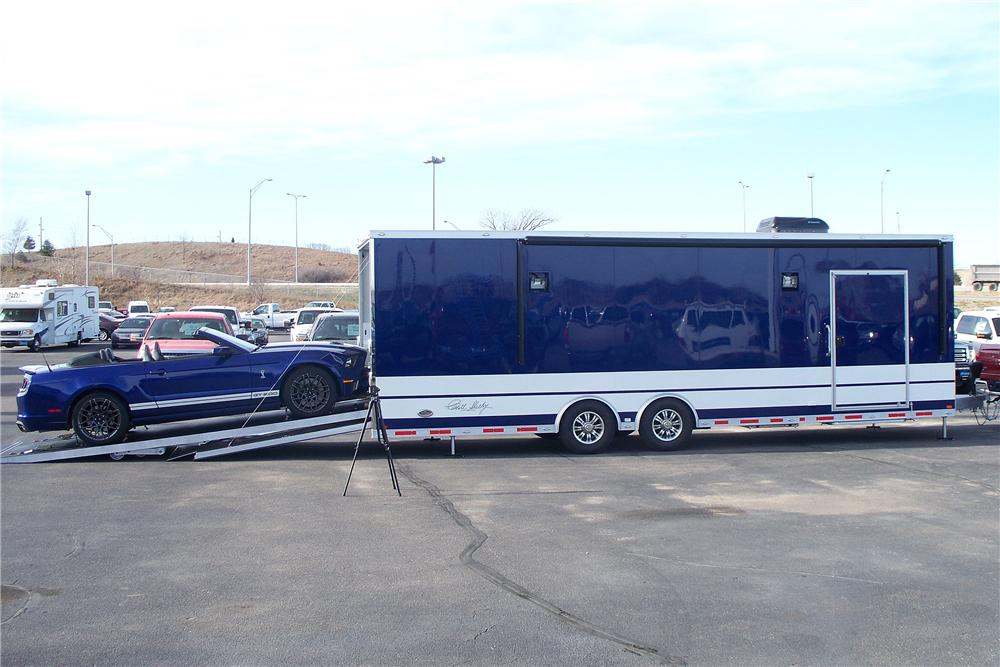 2013 INTECH TRAILERS COBRA EDITION TRAILER - Side Profile - 157339