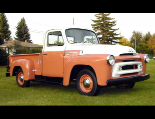 1956 INTERNATIONAL S100 PICKUP -  - 15735