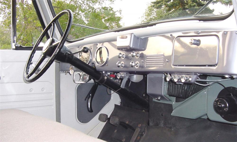 1956 INTERNATIONAL S100 PICKUP - Interior - 15735