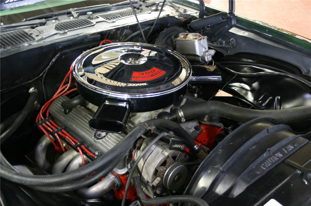 1970 CHEVROLET CAMARO Z/28 2 DOOR COUPE - Engine - 157358